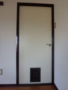 梅が丘森ビル301_洋室扉