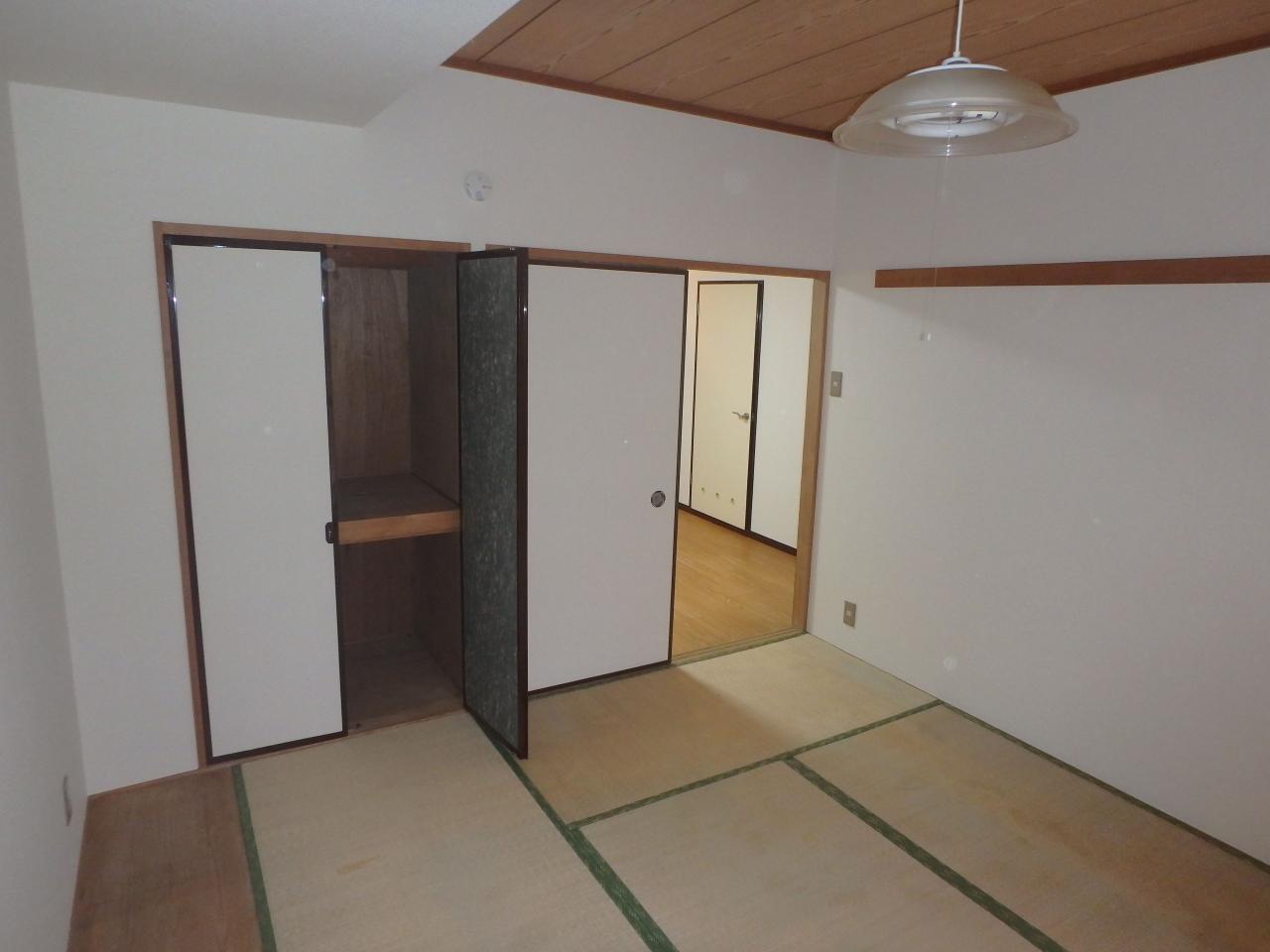 梅が丘森ビル303_和室