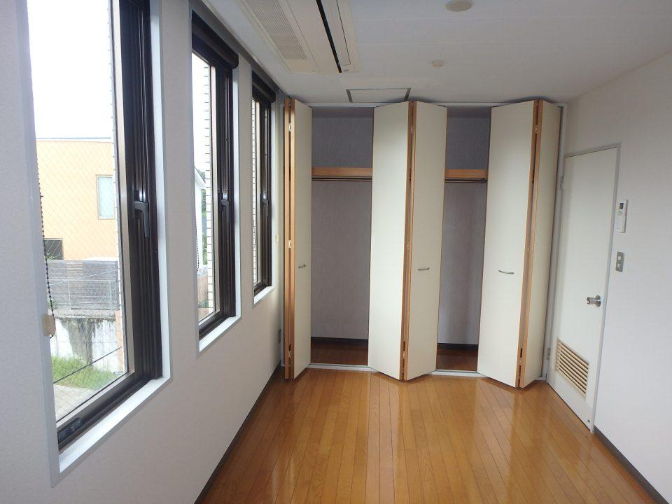 エダノースビル3F_洋室2収納