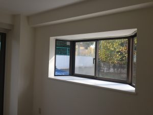 コート日吉 5102_洋室出窓