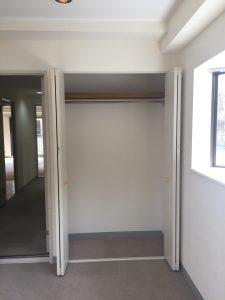 コート日吉 5102_洋室収納