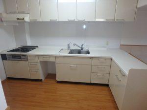 横浜山手センチュリーマンション 204_キッチン01