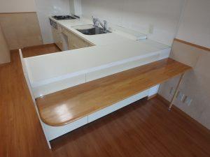 横浜山手センチュリーマンション 204_キッチン02