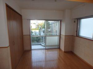 横浜山手センチュリーマンション 204_洋室1