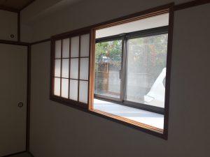 コート日吉 5102_和室出窓
