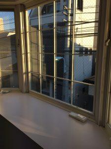 クレセント 101_出窓(洋室)