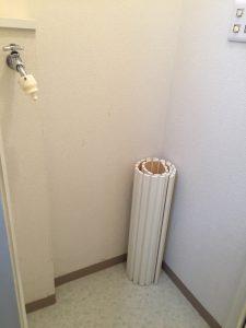 クレセント 101_洗濯機置場