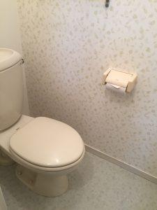 クレセント 101_トイレ