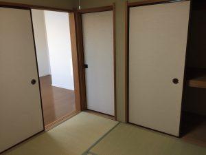 クレセント 101_和室01
