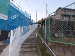 ヒルトップワレリ_駅からのアプローチ04