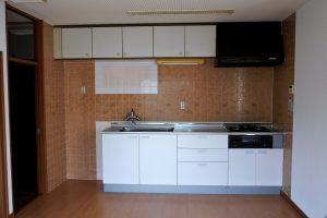 飯田ビル301号室_キッチン