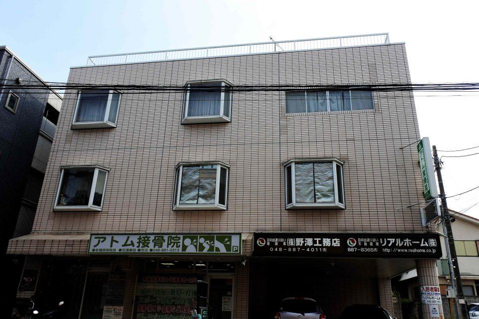 飯田ビル301号室_外見